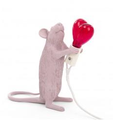 SELETTI MOUSE LAMP LOVE EDITION € 75,65 Miglior Prezzo