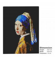JEKCA Girl With A Pearl Earring € 70,00 Miglior Prezzo