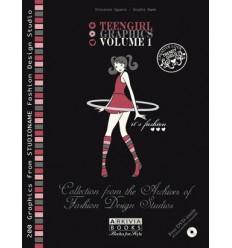 TEEN GIRL GRAPHIC VOL 1 INCL. DVD