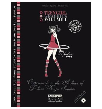 TEEN GIRL GRAPHIC VOL 1 INCL. DVD € 95,00 Miglior Prezzo