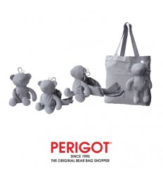 PERIGOT BEAR BAG SHOPPER SMALL