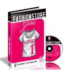 Fashionstore Girl : T-Shirt Vol. 1