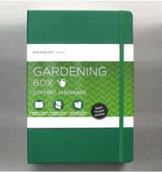 MOLESKINE - GARDENING BOX
