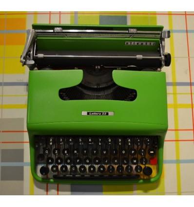 Olivetti - Lettera 22