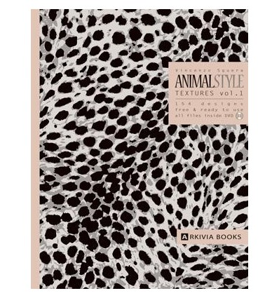 ANIMAL STYLE TEXTURES VOL 1 INCL DVD