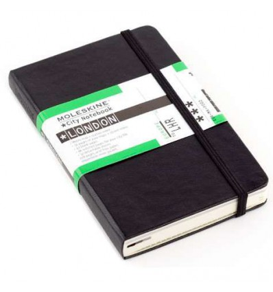 MOLESKINE - MAPPA TASCABILE CITY NOTEBOOK