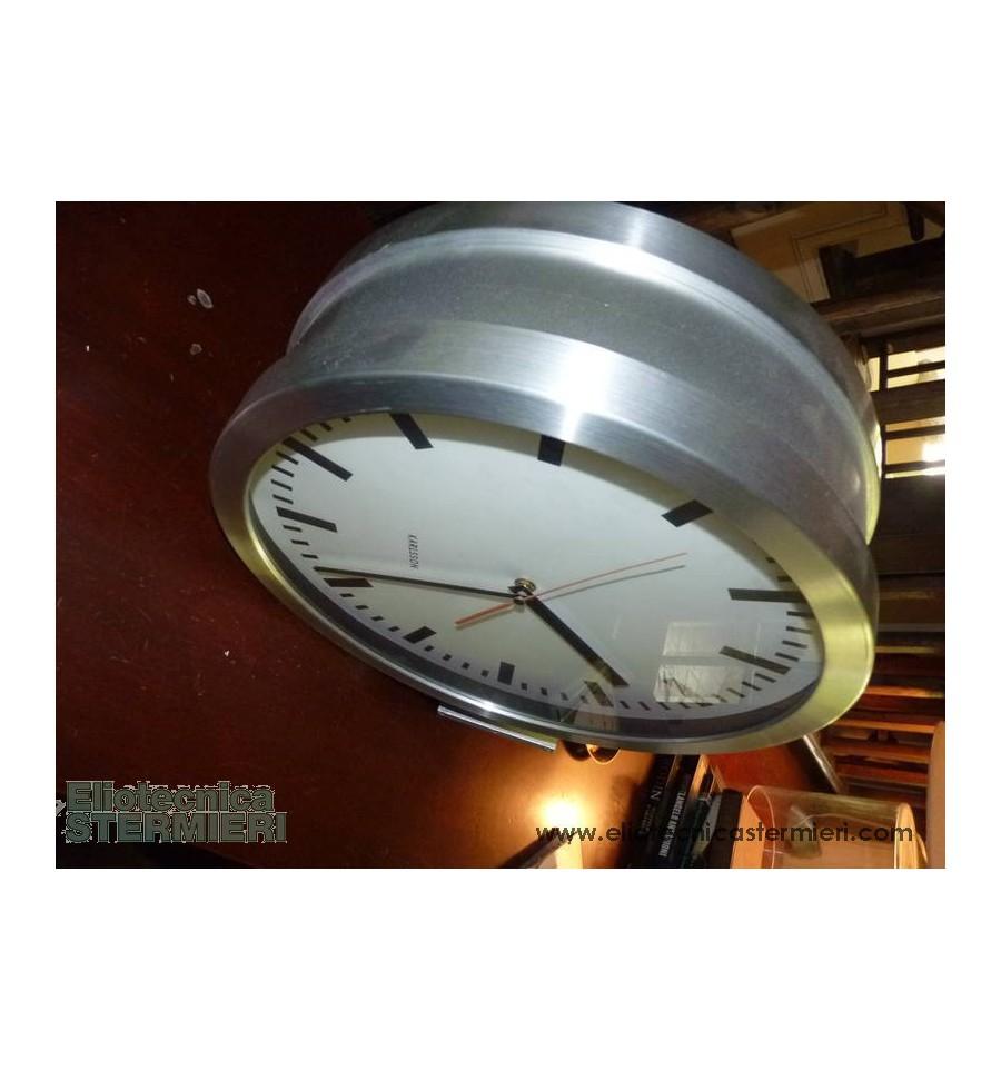 Karlsson orologio tipo stazione ferroviaria for Orologio da stazione