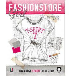 FASHIONSTORE GIRL T-SHIRT VOL 7 + DVD