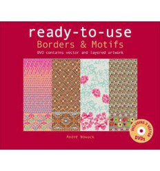 READY TO USE - BORDERS & MOTIFS incl. DVD € 212,00 Miglior