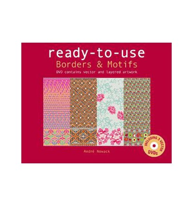 READY TO USE - BORDERS & MOTIFS incl. DVD
