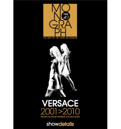Show Details Monograph - VERSACE 2001-2010