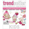 Trendsetter Kids Graphic Collection VOL 1 Incl DVD