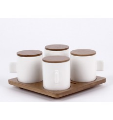 Lexon - Coffee for 4