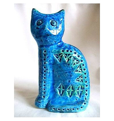 Bitossi Ceramiche - Gatto Seduto