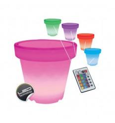 Sid Cadeaux - Vaso LED iColor
