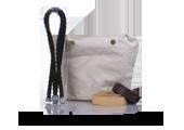 O bag manici piatti accessori